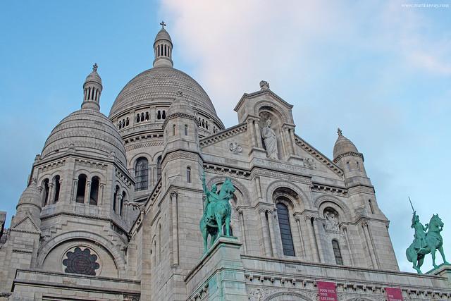 Basilique du Sacré Cœur de Montmartre: curiosità su Montmartre