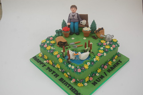 Tremendous 70Th Birthday Cake Beautiful Birthday Cakes Funny Birthday Cards Online Bapapcheapnameinfo