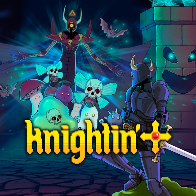 Thumbnail of Knightin'+ on PS4