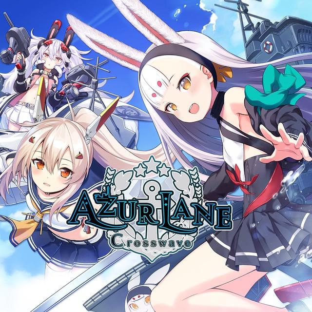 Thumbnail of Azur Lane: Crosswave on PS4