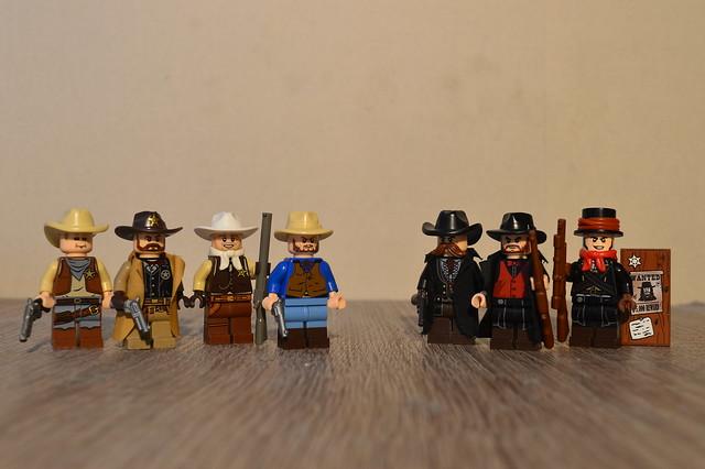 [Western] Lawmen & Outlaws