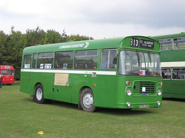 GPD 313N Showbus 21-9-14