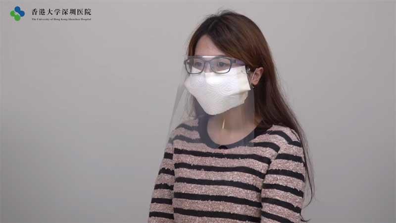 Cara Membuat Masker Antivirus Sendiri Temuan Ilmuwan Hong Kong