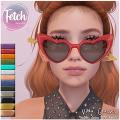 [Fetch] Vida Glasses @ Saturday Sale!