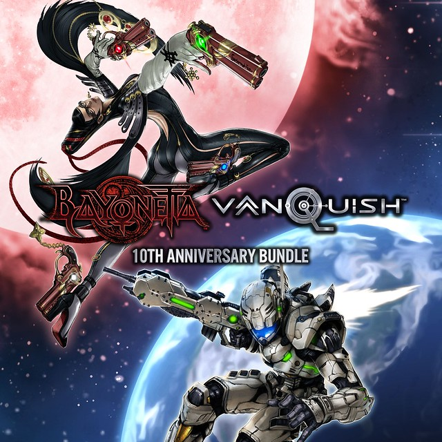 Thumbnail of Bayonetta & Vanquish 10th Anniversary Bundle Launch Edition on PS4