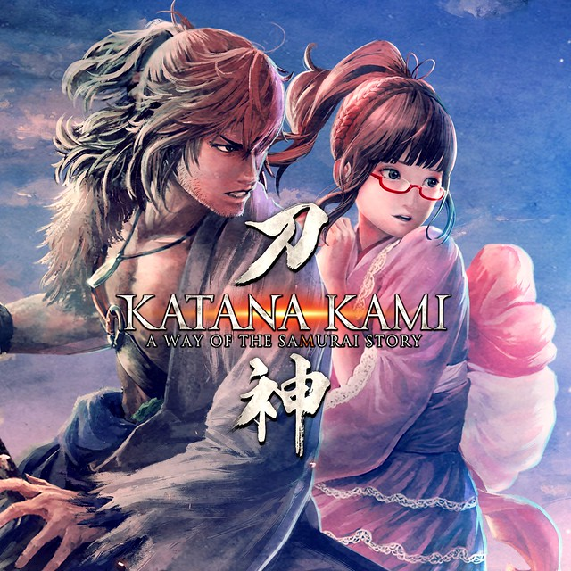 Thumbnail of KATANA KAMI: A Way of the Samurai Story on PS4