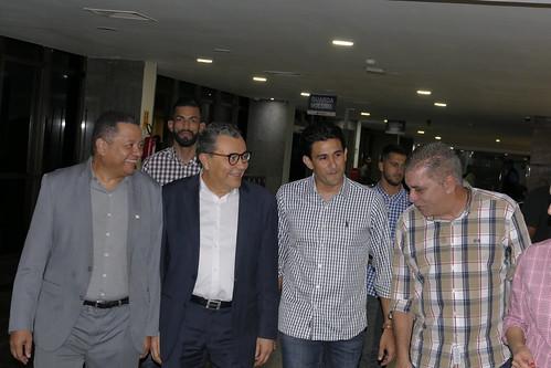 Filiação de Márlon Reis e posse da nova direção municipal em Palmas