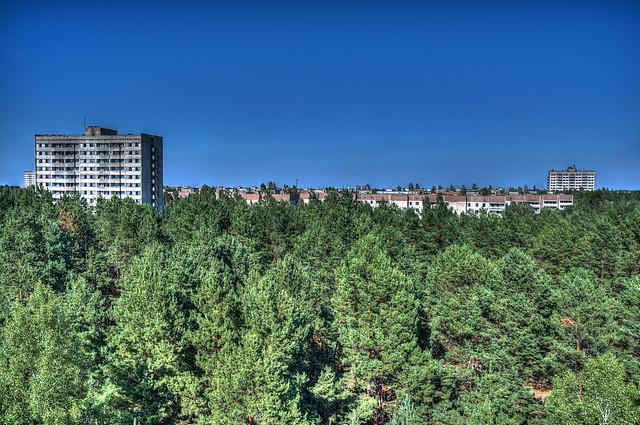 Pripyat...