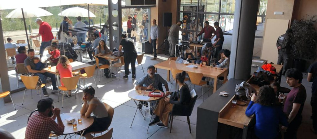 Estraperlo restaurante ecológico sevillano