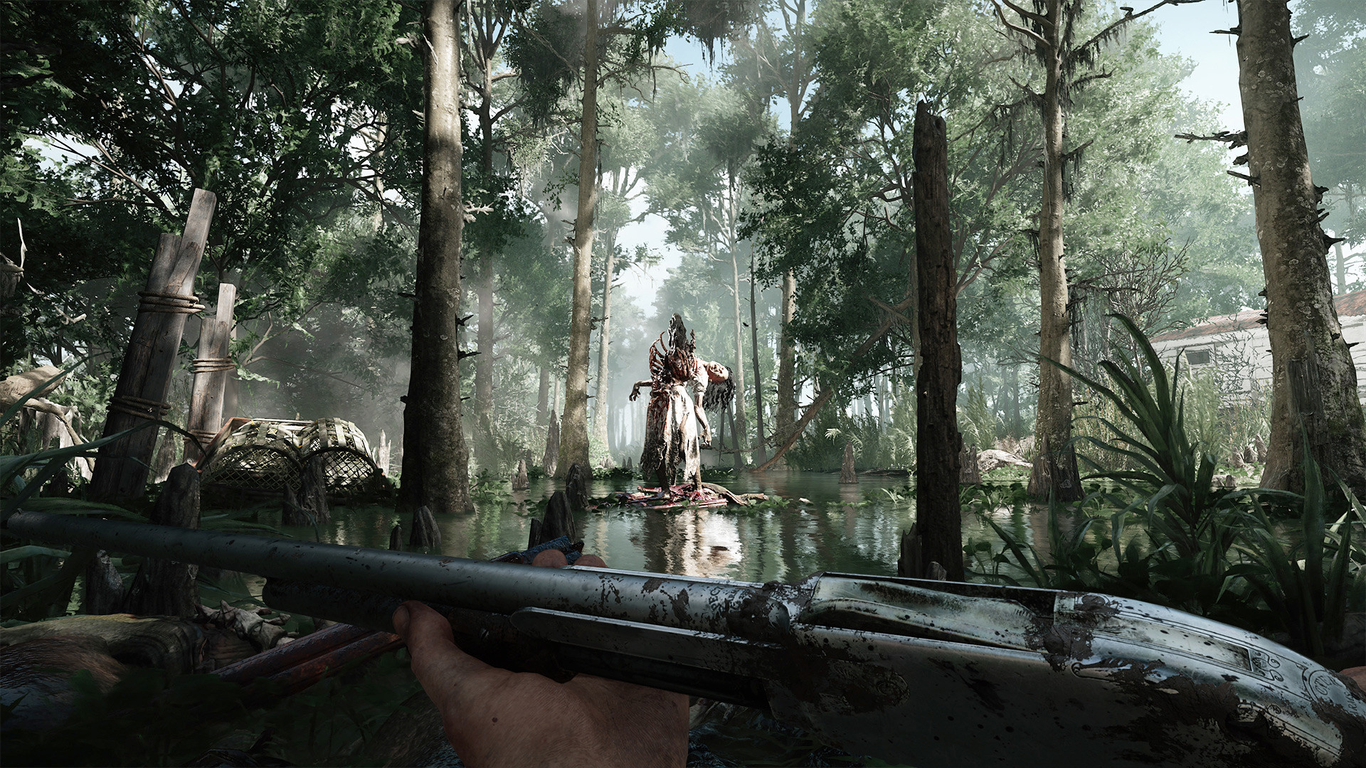 Hunt: Showdown on PS4