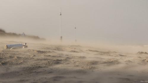 De Panne (stormy, stürmig,orageux, stormachtig)