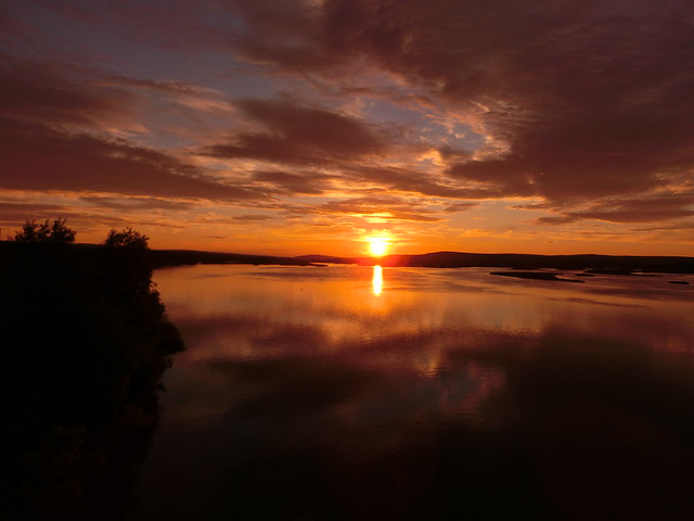 Midsummer Lapland