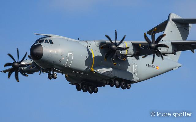 Airbus A400M-180. Airbus Military. EC-400. Msn: 056