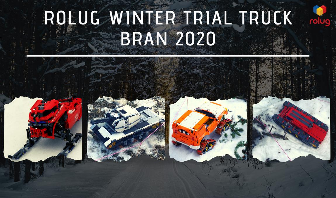 RoLUG Winter Trial Truck 2020 – Cronica evenimentului
