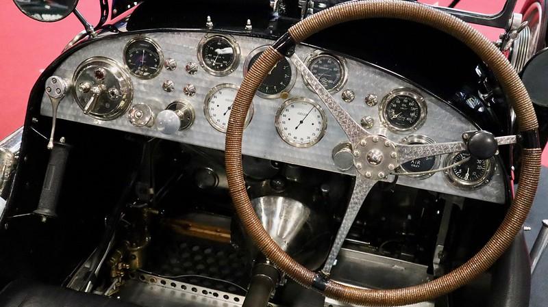 Amilcar C6 1927 / 1100 CM3 -  Retromobile Paris 2020 49535152288_d858843455_c