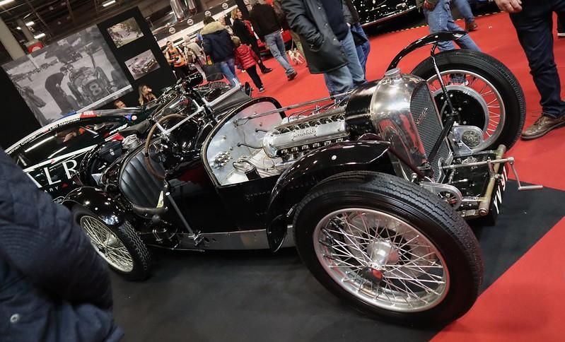 Amilcar C6 1927 / 1100 CM3 -  Retromobile Paris 2020 49535152648_b316f2f626_c