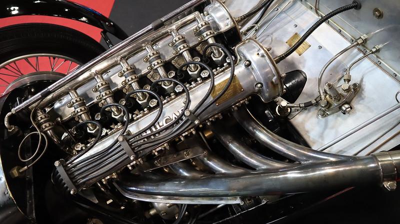 Amilcar C6 1927 / 1100 CM3 -  Retromobile Paris 2020 49535152763_f63529532f_c