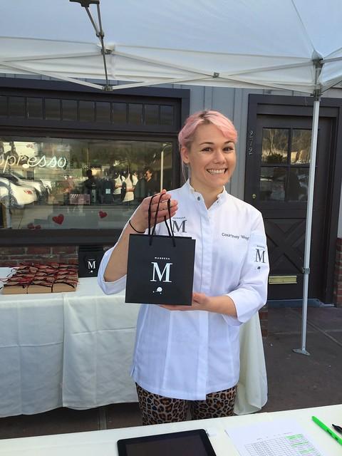 Pastry Chef at Manresa: Courtney Weyl