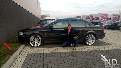 "Volvo S80 2.4T 19"" Asa TEC GT4 wheels 