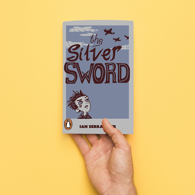 the silver sword mock up