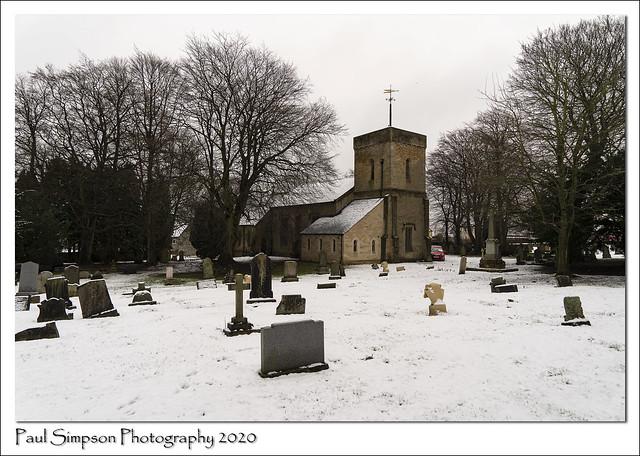 St Cuthbert's, High Etherley, Co Durham