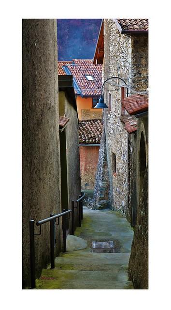 Antico borgo medievale di Olera (Bassa Val Seriana)