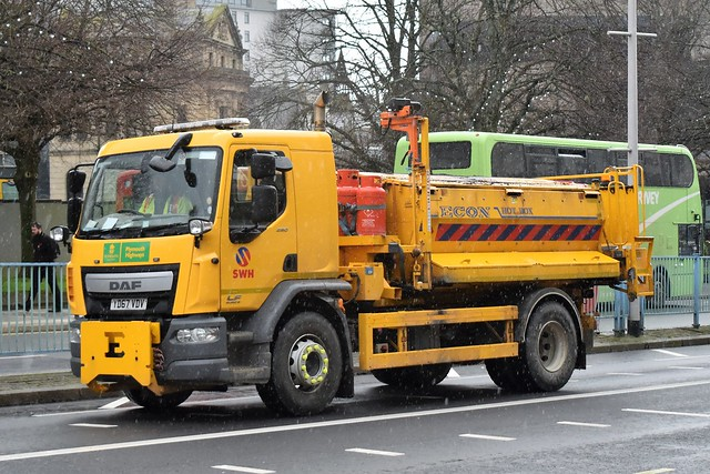 YD67 VDV | SWH Group/Plymouth Highways