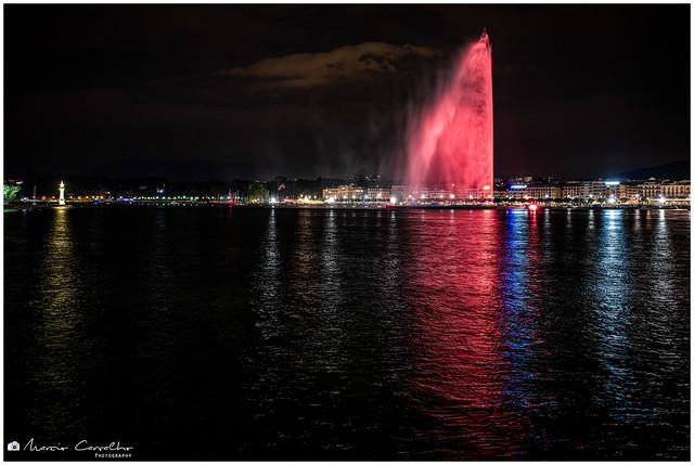 Geneva Fountain - 140mt - Night colored - D85_4374