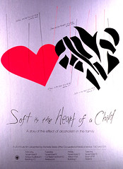 Soft is the heart of a child: a story of the effect of alcoholism in the family