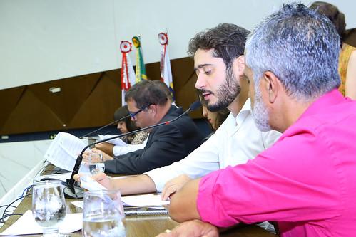 1ª Reunião Ad referendum -  Comissão de Participação Popular