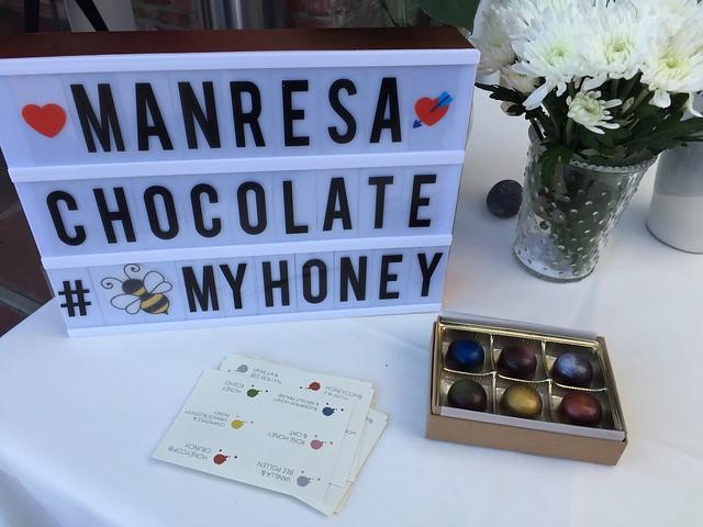 Manresa Chocolate #🐝MyHoney