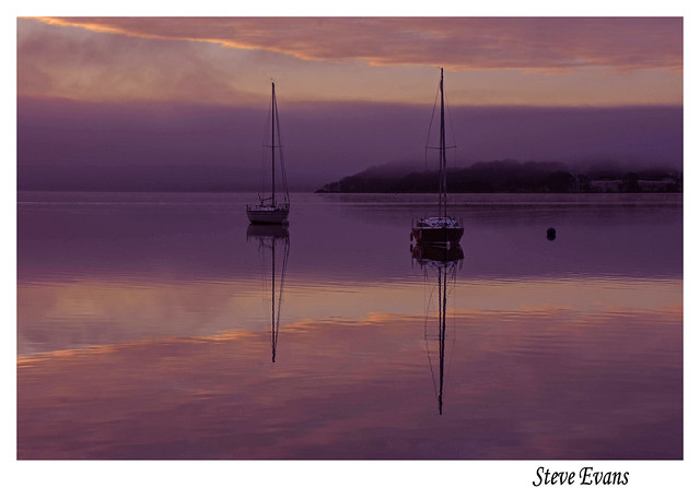 Dawn Tranquility