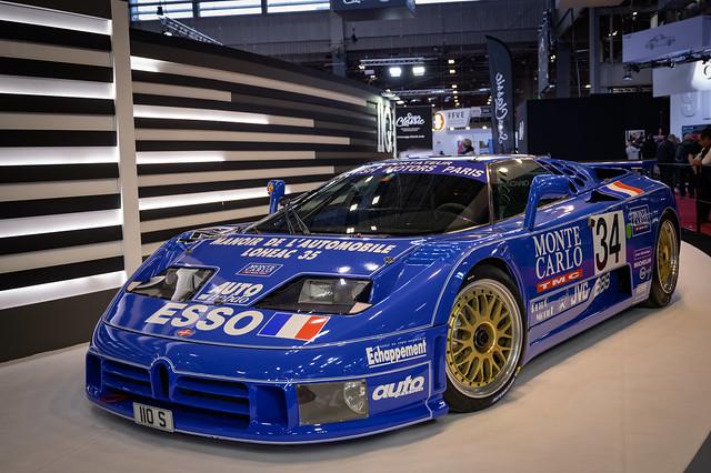Bugatti EB 110 S LM 94