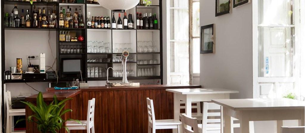 Restaurante Fargo - Local ecológico de Sevilla