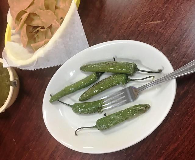 chiles toreadors