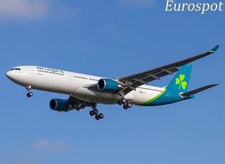 F-WWCH Airbus A330 Aer Lingus * Last A330-300 !!*