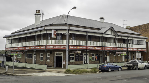 hotel pub australia newsouthwales hdr built1889 streetphotography nsw streetscape wingham heritagelisted paulleader building architecture olympus oldbuilding heritagebuilding em1x