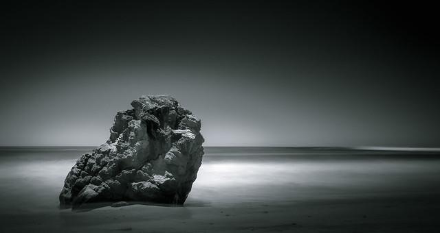 Beached Rock - Duotone