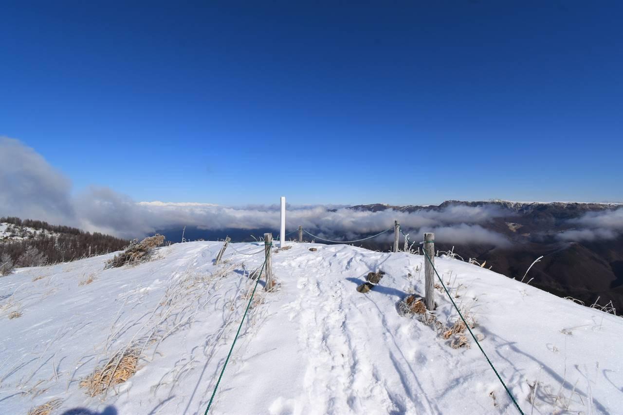 鉢伏山展望台