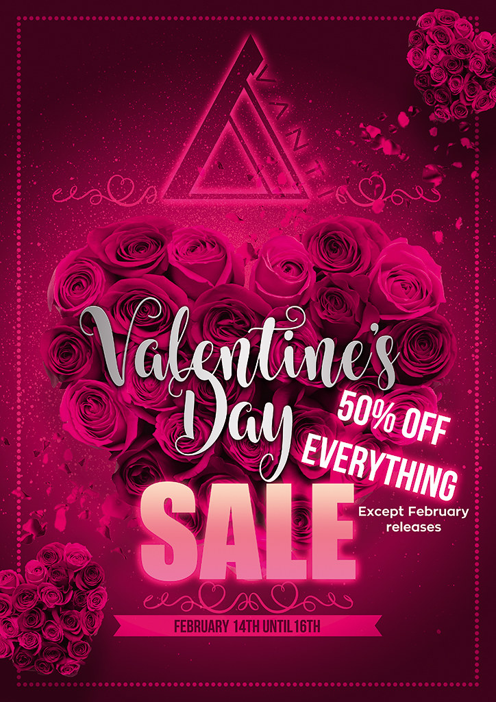 Avanti Valentine's Day SALE!
