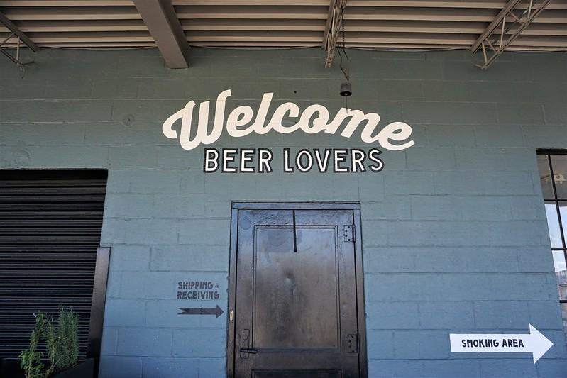 O'Connor Brewing Company in Norfolk, Va., Nov. 2019