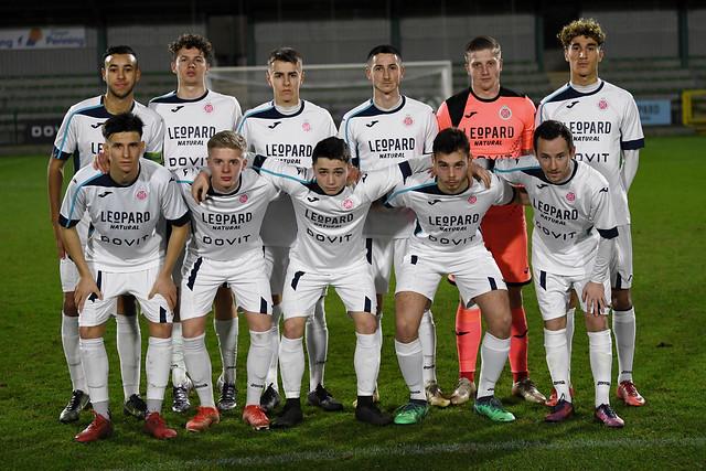 20200214 Virton Espoirs - Cercle Bruges (2-1)