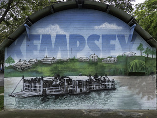 Kempsey Riverside Park NSW - Murals and Public Art - Artist(s) unknown | by Paul Leader - Paulie's Time Off Photography