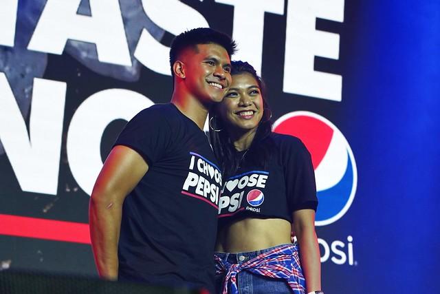 Pepsi Event - PepsiTasteChallenge 2