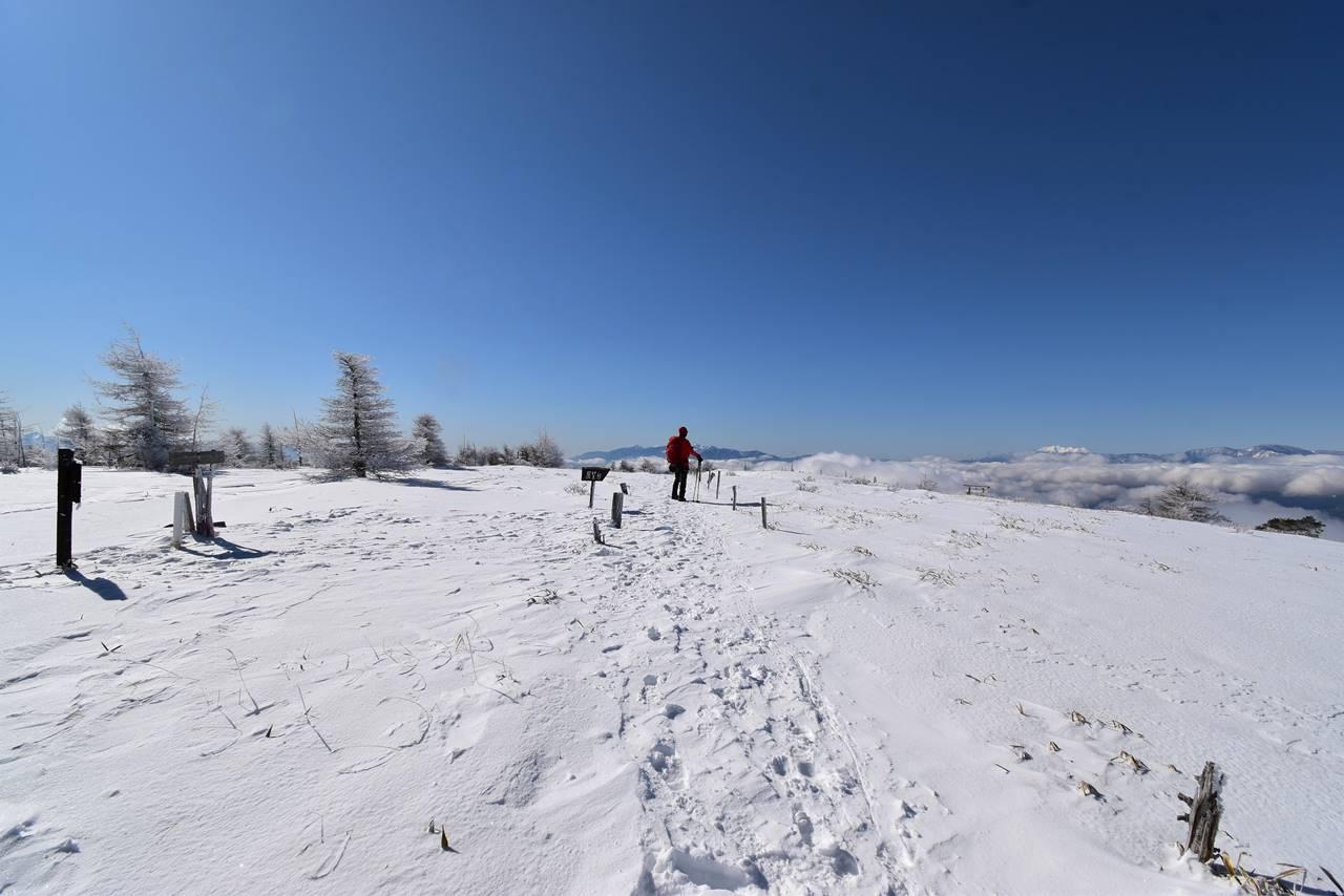 鉢伏山最高地点