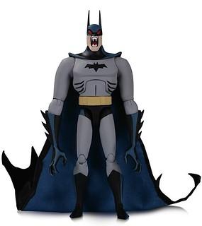 獲得嗜血的非人之力!DC Collectibles Batman: The Adventures Continue 系列【吸血鬼蝙蝠俠】Vampire Batman 6 吋可動人偶