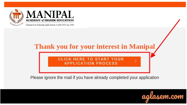 Manipal University 2020 Login - For Admission, Manipal OTBS for MU OET Slot, Admit Card