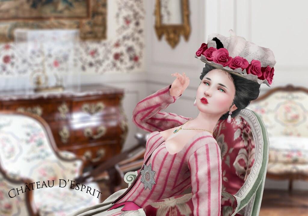 Rococo Bobinette AD