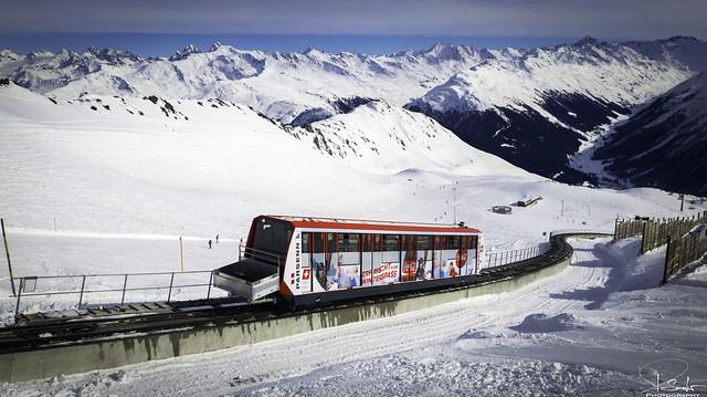 Parsennbahn2 - Davos - Graubünden - Switzerland