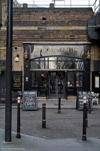 The Minories Pub